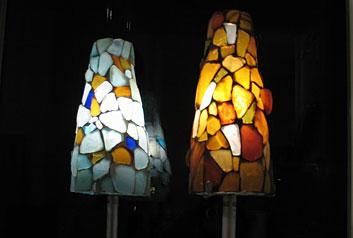 Galerie galipette mosaik lampen for Raumgestaltung licht